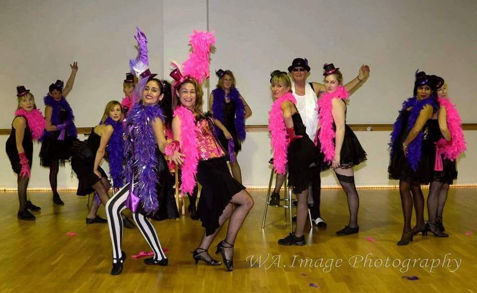 burlesque costume